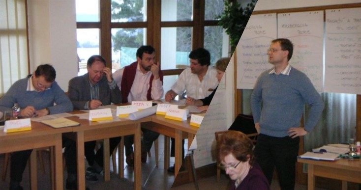 Vzděláváme se: manažerský workshop v Luhačovicích