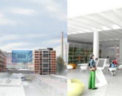 Baťovské tovární budovy ožijí kulturou pro Zlínský kraj (14|15 Baťův institut)