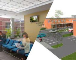 Projekt onkologického centra v Krajské nemocnici Tomáše Bati ve Zlíně