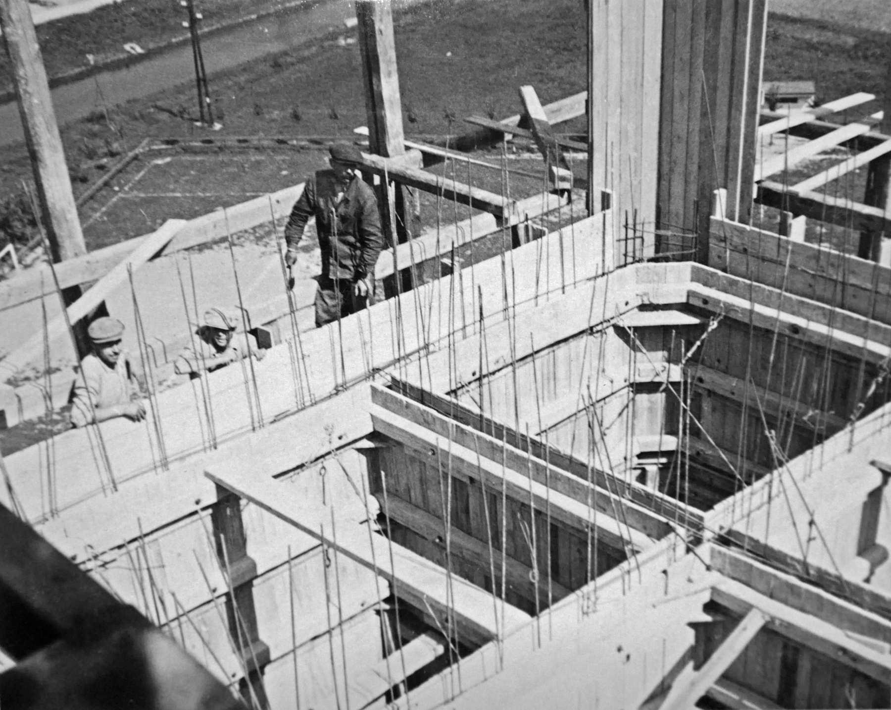 Rekonstrukce baťovského sila na Centrum strategických služeb NWT ve Zlíně