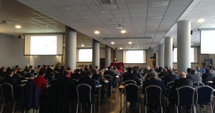Jubilejní XX. ročník konference Voda Zlín 2016