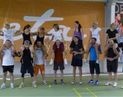 Badminton pro kolegy: V. ročník Opeřeného míčku