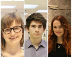 Mladí stážisté a jejich zkušenosti
