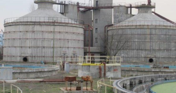 Ze stavby: Jak se realizuje projekt ČOV Kazanlak?