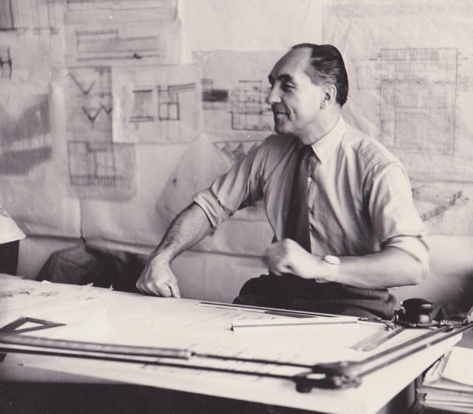 Architekt Zdeněk Plesník