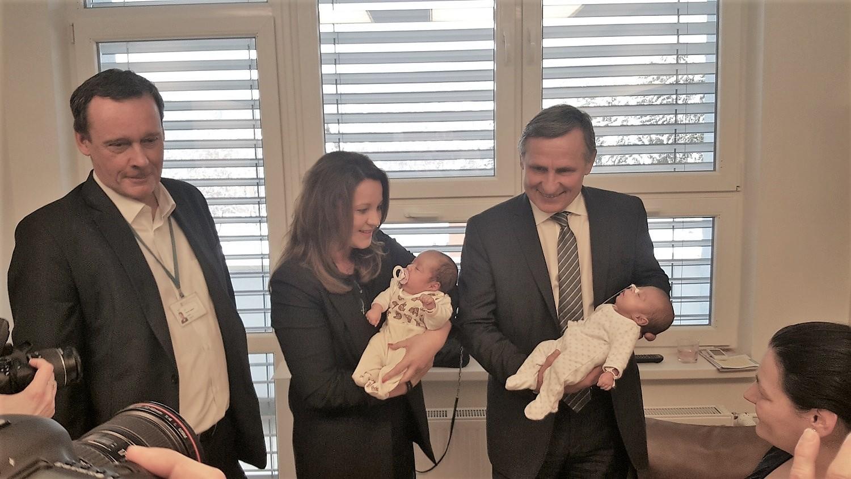 Projekt Malémimi ulehčil život rodičům předčasně narozených dětí