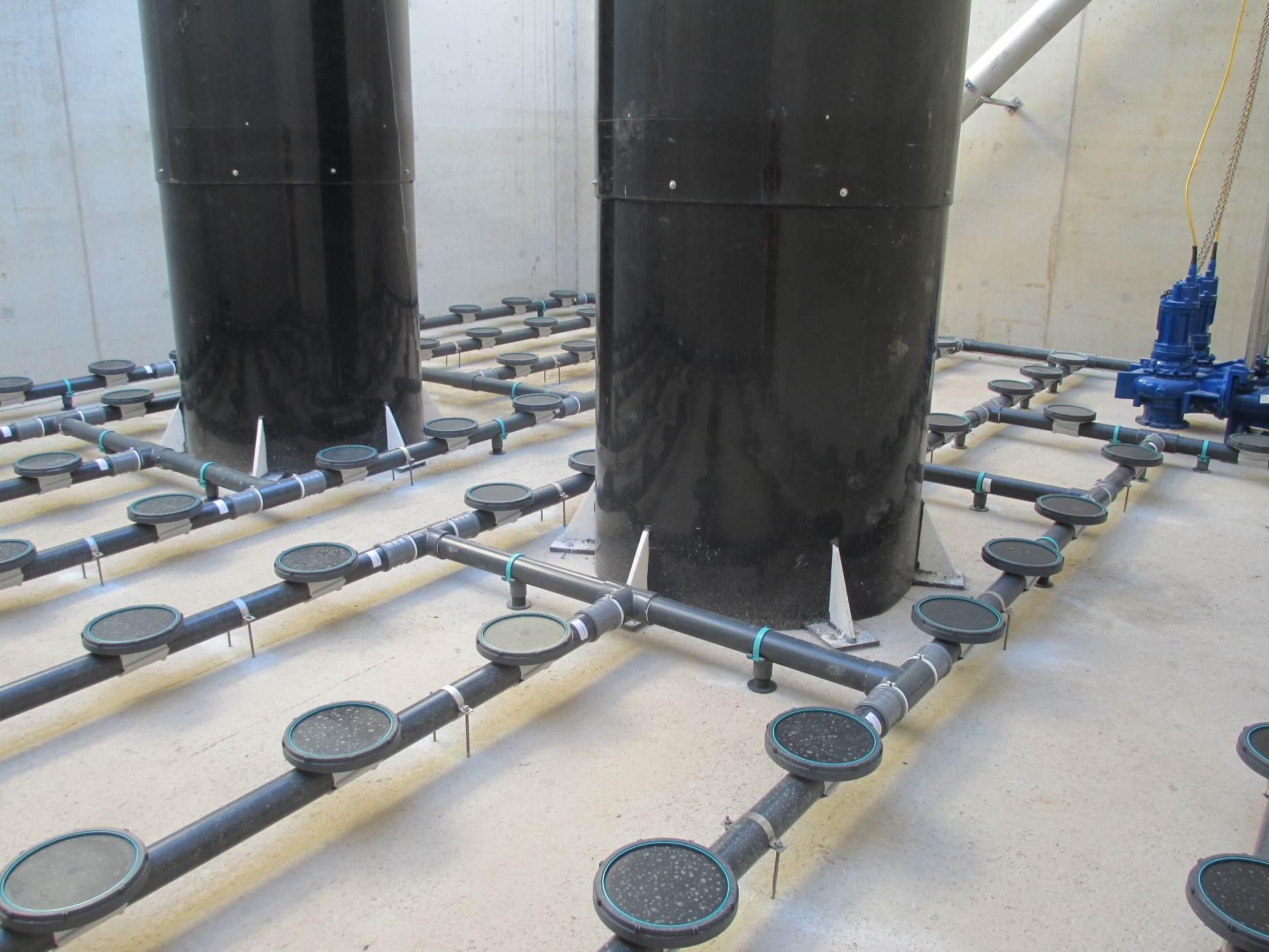 Invent: Míchadla na ČOV pivovaru Krušovice